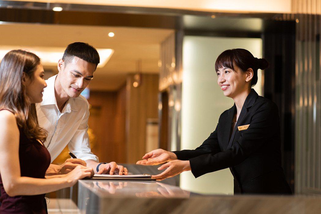 福容大飯店五倍券加碼_免費加入享福卡會員 最高送出15,000元。業者提供