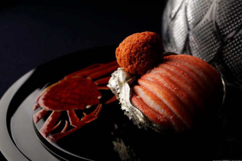 東京懷石料理龍吟排名第51名。圖/摘自世界50大最佳餐廳官網。