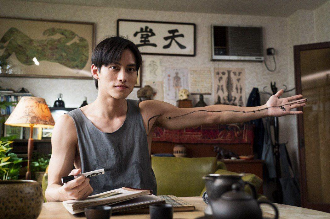 范少勳為角色刻意瘦身。圖/公視提供