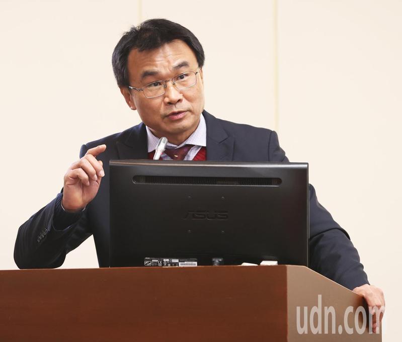 農委會主委陳吉仲。本報資料照片
