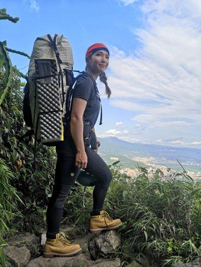 臺灣年輕登山家詹喬愉,計畫登上全世界14座八千公尺高山,目前已經成功登頂其中4座...