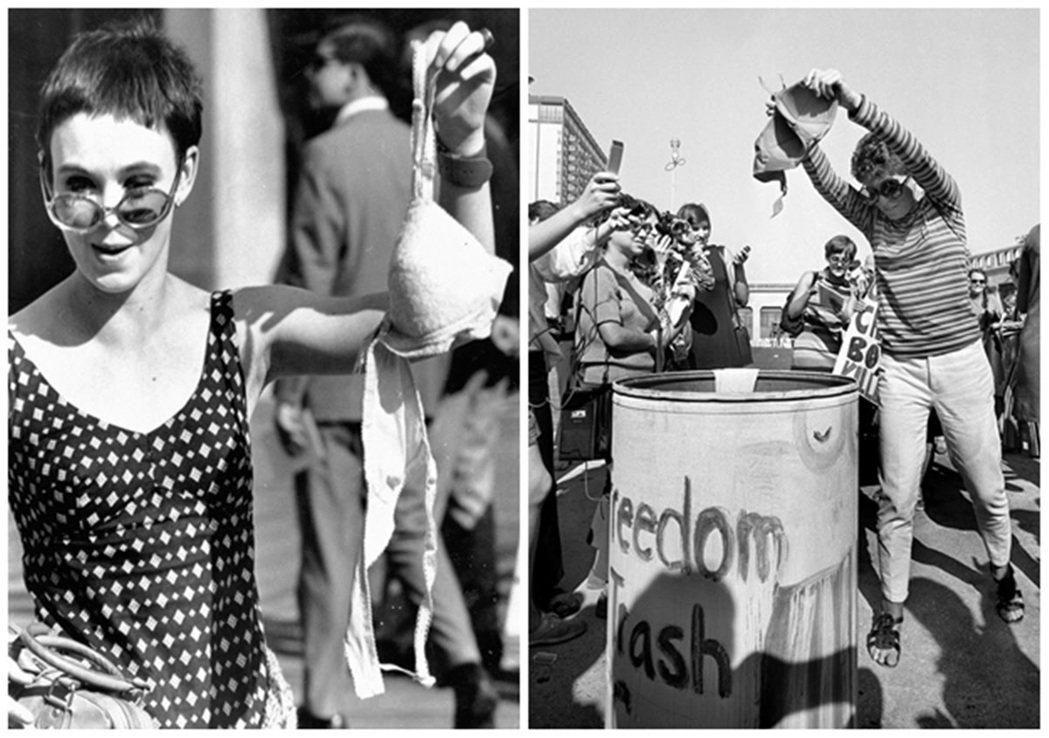 第二波女性主義運動中最知名的抗爭現場之一,是發生在大西洋城1968年9月7日的「...