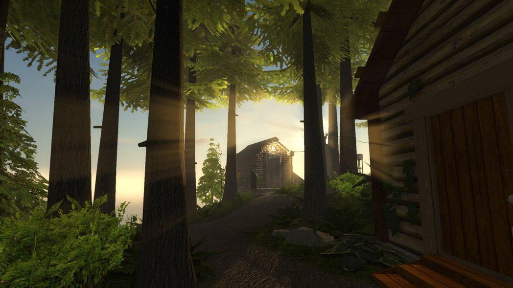 Cyan 後來還推出「realMYST」,採用3D多邊形打造場景,讓整個冒險的舞...
