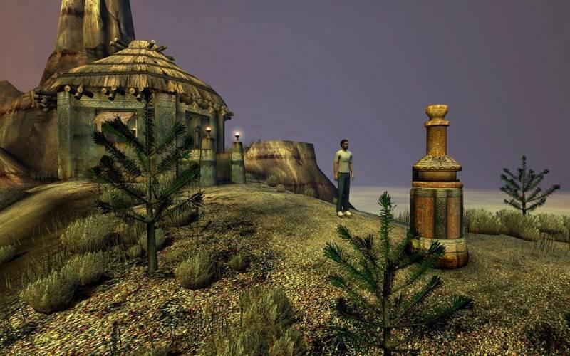 2003 年發售的《MYST Uru: Ages Beyond Myst》是一款...