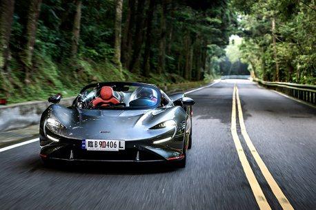 比稀有更稀有的McLaren Elva前擋版本抵台!只公開展示到9月26日