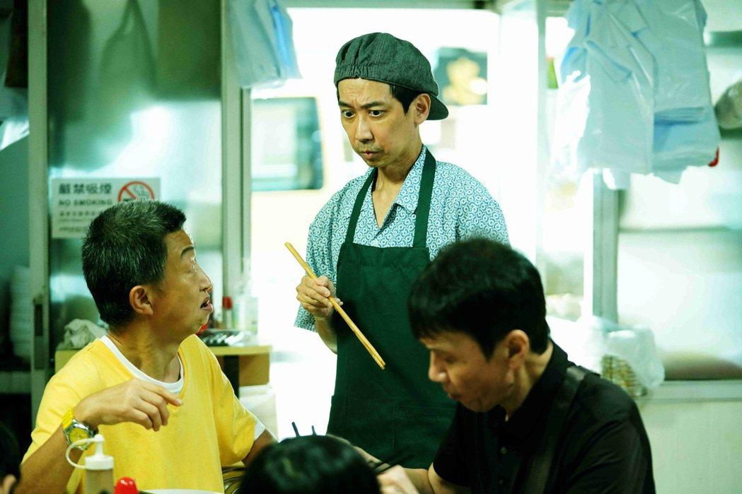 恐怖喜劇《鬼同你住》是香港金像獎鬼才導陳果最新力作。Catchplay提供