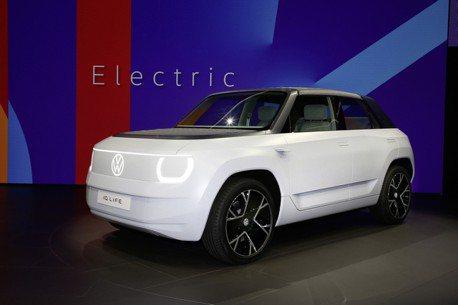 價錢超親民! Volkswagen全新小型純電車ID. Life預計2025年問世