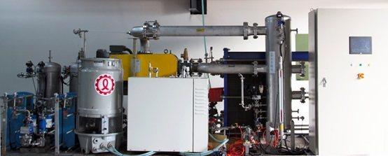 衛風科技的MVR系統,具備小體積、高彈性與低能耗的競爭優勢。 衛風科技/提供