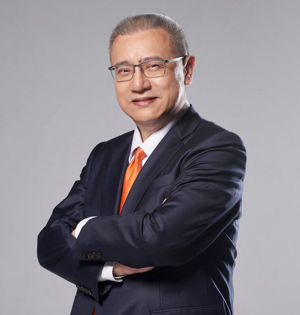 藍濤亞洲及東海智慧轉型中心 黃齊元總裁/執行長 臺灣鍛鏈聯盟/提供