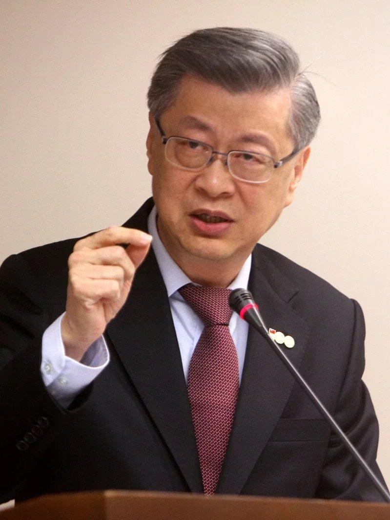 新世代金融基金會董事長、行政院前院長陳冲。圖/本報資料照片
