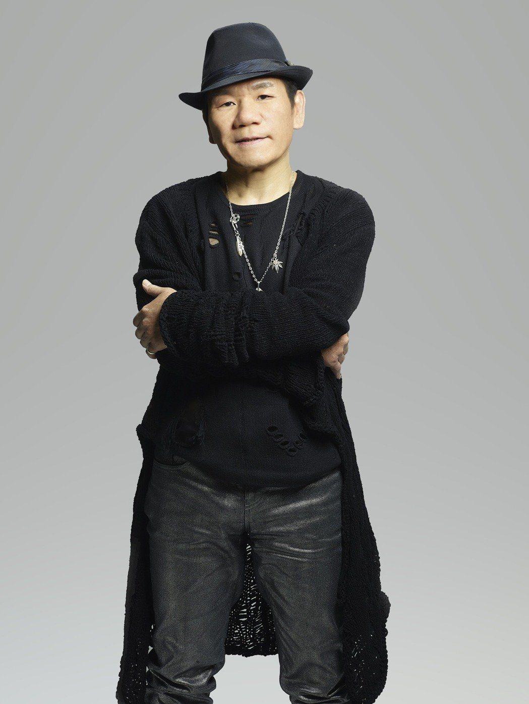 趙傳「人生大夢」演唱會受疫情影響二度延期。圖/旋風音樂提供
