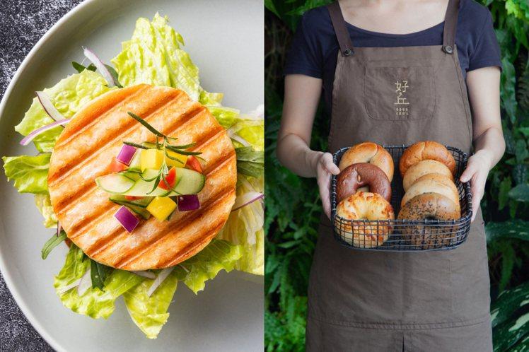 美威鮭魚、好丘,將於9月25、26日快閃500案內所。圖/品牌提供