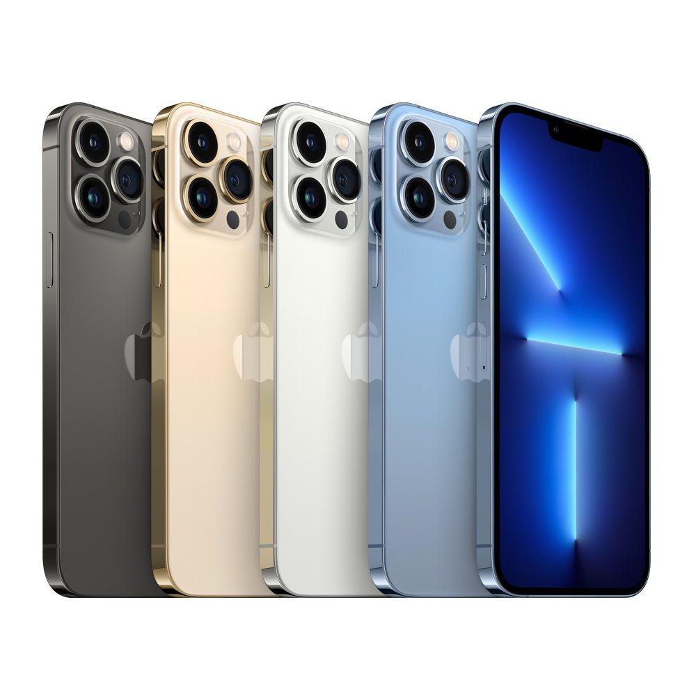 PChome 24h購物開賣iPhone 13 Pro全系列。圖/PChome ...