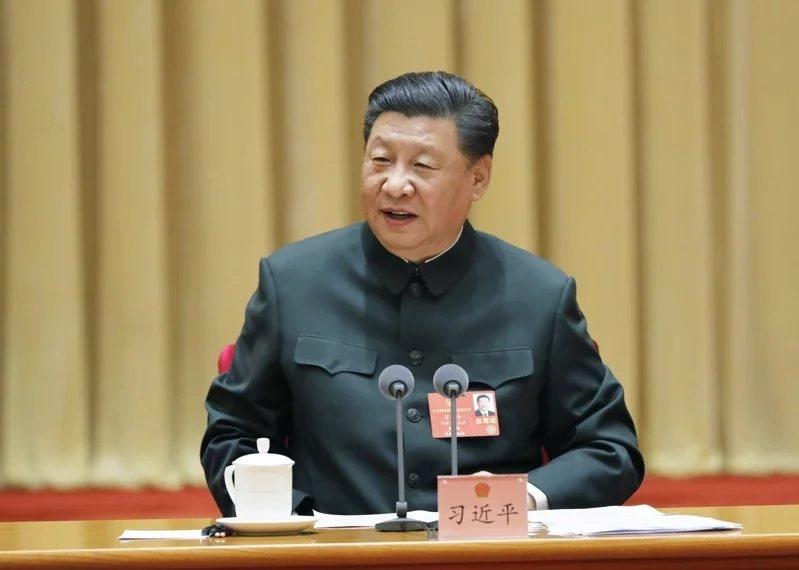 國民黨主席選舉昨天結束,凌晨傳出中共總書記習近平確定「循例」發賀電祝賀。新華社