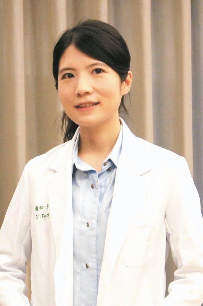方心禹亞洲大學附屬醫院皮膚科主治醫師圖╱亞大醫院提供