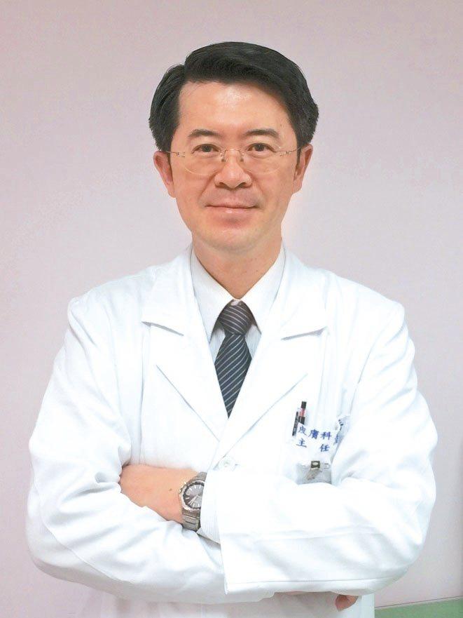 潘企岳北市聯醫中興院區皮膚科主任圖╱北市聯醫提供