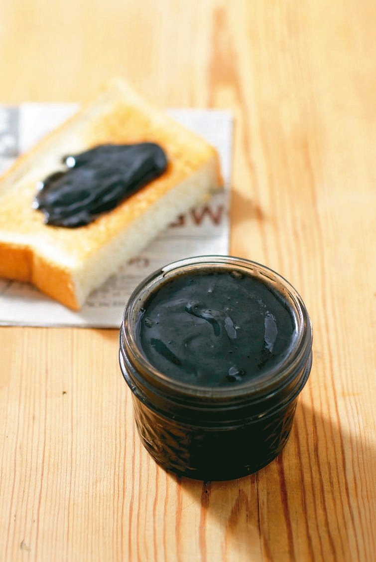 黑芝麻豆乳抹醬 圖/出版社提供