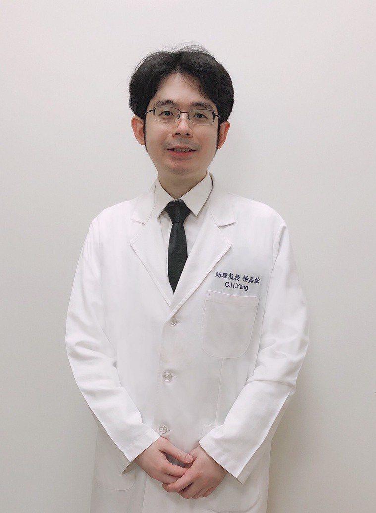土城長庚醫院心臟內科醫師 楊嘉浤 圖/醫師提供