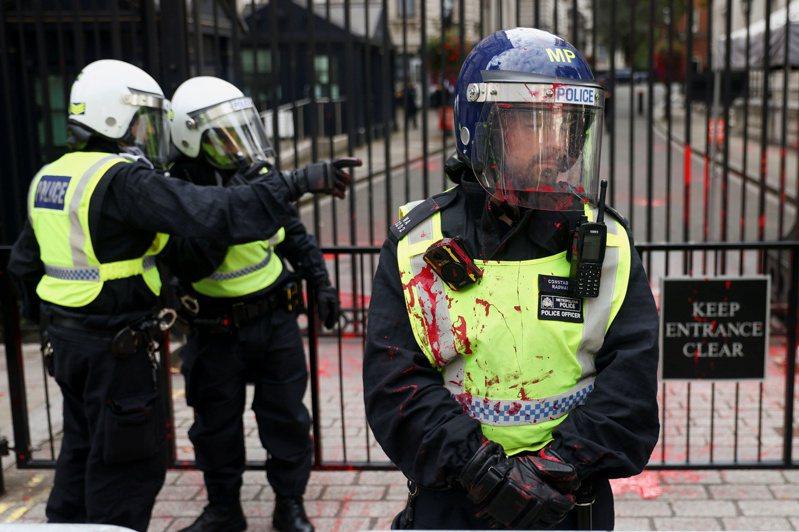 英國最危險城市民調出爐,其中倫敦41%受訪居民說,若住家附近有警局,他們會更安心。路透
