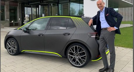 Volkswagen ID.X終於驗明正身 電動化的GTI就是ID.3 GTX!