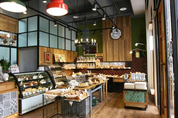 傑里麵包是竹科生活圈的指標店舖。圖/業者提供