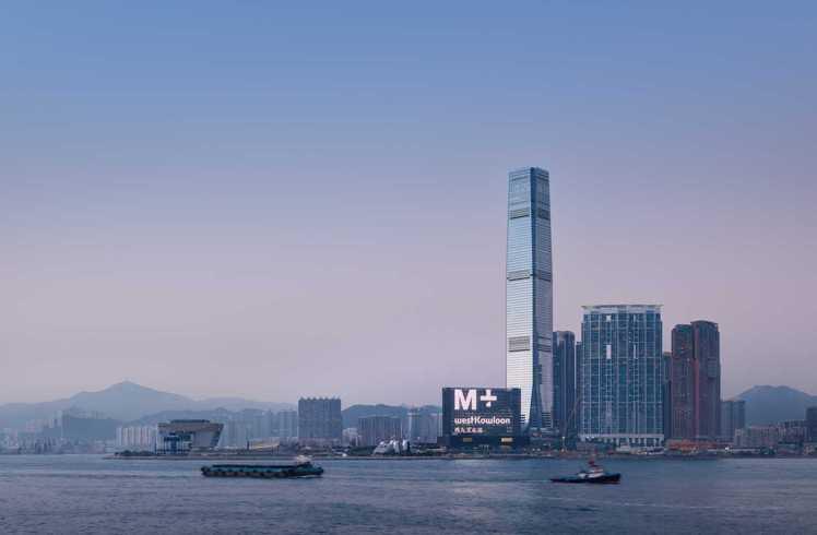 M+今年11月12日於香港開幕。圖/Herzog _ de Meuron提供