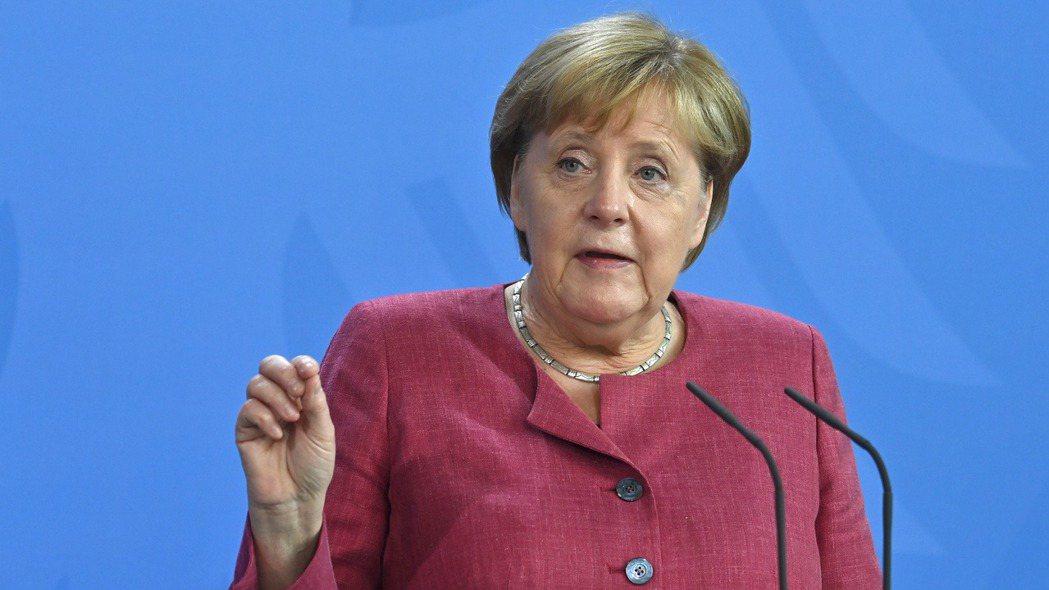 梅克爾在主政期間,帶領德國經歷「第二次經濟奇蹟」。路透