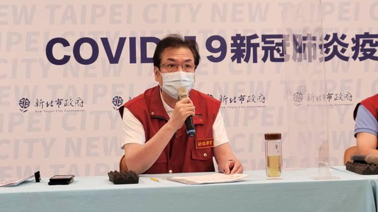 新北副市長劉和然。記者江婉儀/攝影