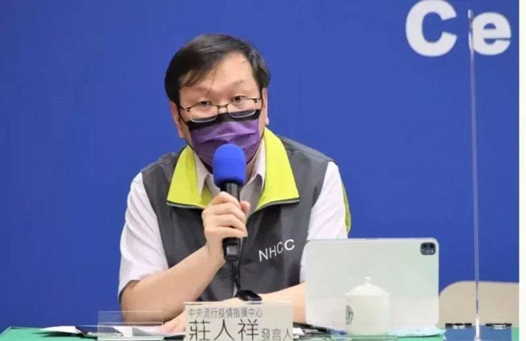 指揮中心發言人莊人祥表示,未來尚未接種過任一劑疫苗的民眾,可在第九至十一輪接種第...