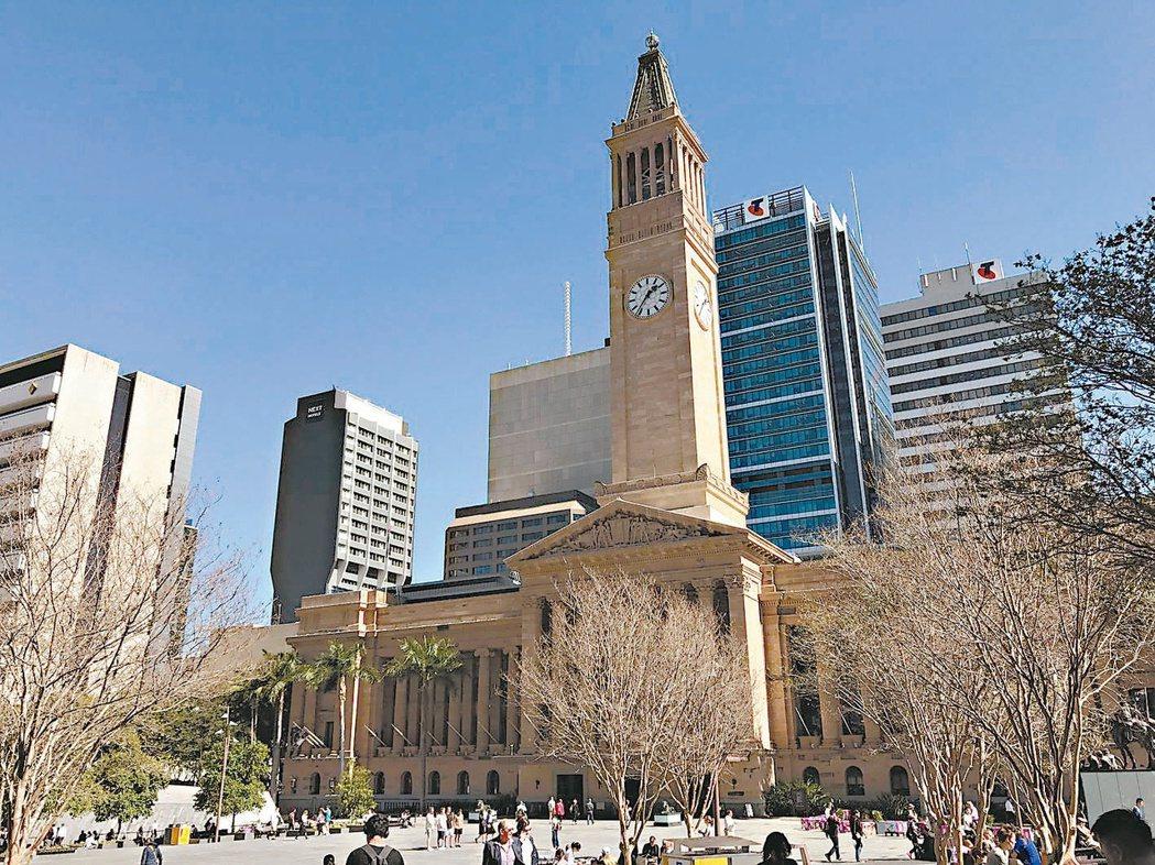 澳洲布里斯本獲2032奧運主辦權,帶動住宅需求,投報率上看6%。(本報系資料庫)