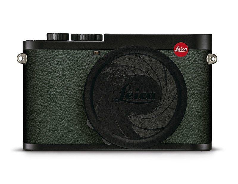 Leica Q2「007限量版」,26萬9,000元。圖/徠卡提供