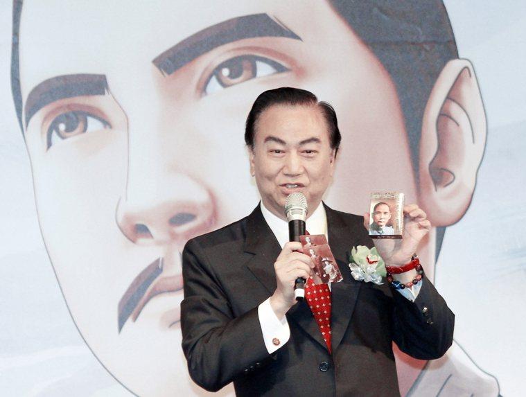 新黨前立委馮滬祥昨天晚間因癌症病逝,享壽73歲。圖/聯合報系資料照