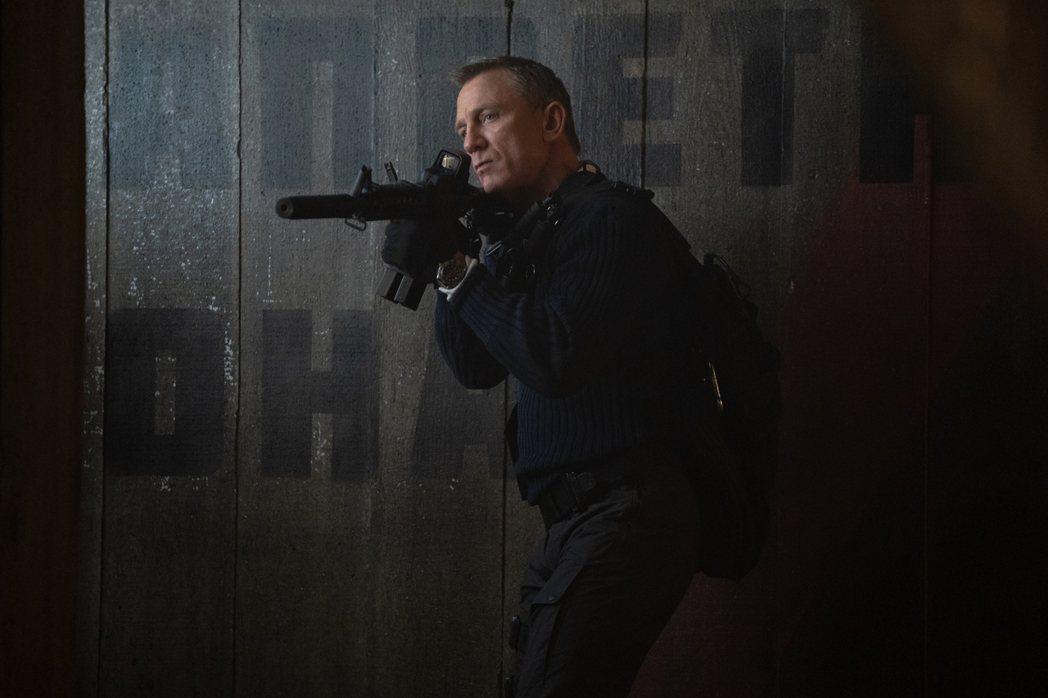 53歲丹尼爾克雷格主演電影「007生死交戰」是他最後一部詮釋迷人的英國情報員詹姆