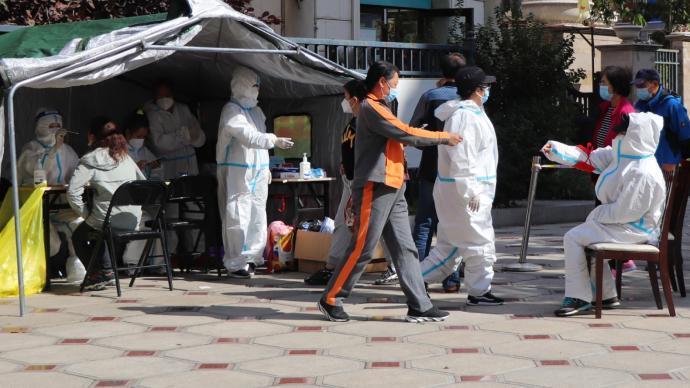 大陸官方指出,黑龍江疫情開始呈「多點散發」態勢。澎湃新聞