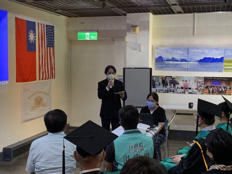 國際外科學會中華民國總會今在台東辦醫療巡迴展,11月將在長濱義診。圖/主辦單位提...