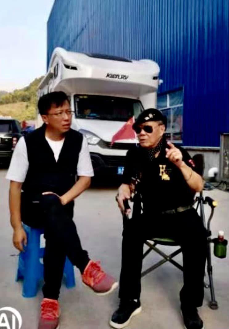 台灣知名導演張鵬翼9月24日因胃癌病逝台北榮總。圖/摘自臉書