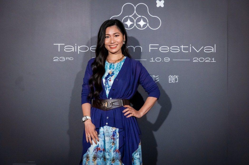 有「越南版孫翠鳳」之稱的阮安妮擔任女主角。圖/台北電影節提供
