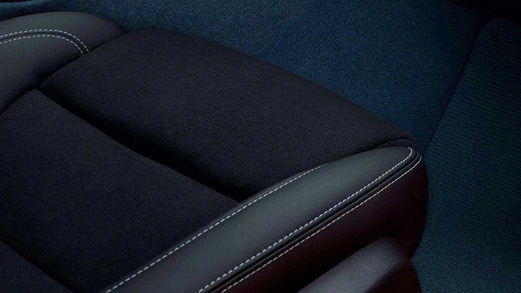 VOLVO宣布未來純電車款將不會使用皮革材料。 圖/VOLVO提供