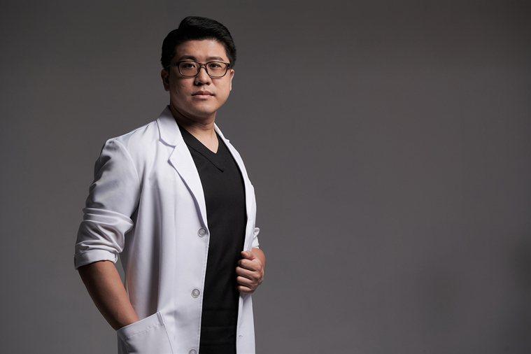 秀傳醫院骨科部足踝中心主任陳彥宇。 圖/陳彥宇 提供