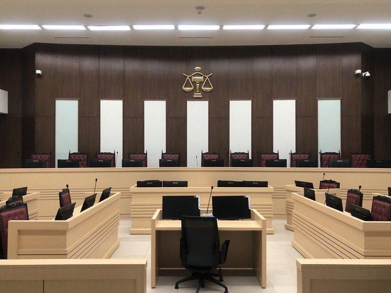 憲法訴訟可以說是司法中的最後一道救濟程序。 圖/聯合報系資料照片