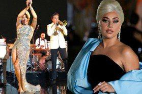 Lady Gaga紅毯從不讓人失望!透紗高衩性感登台,回顧她華麗浮誇造型史