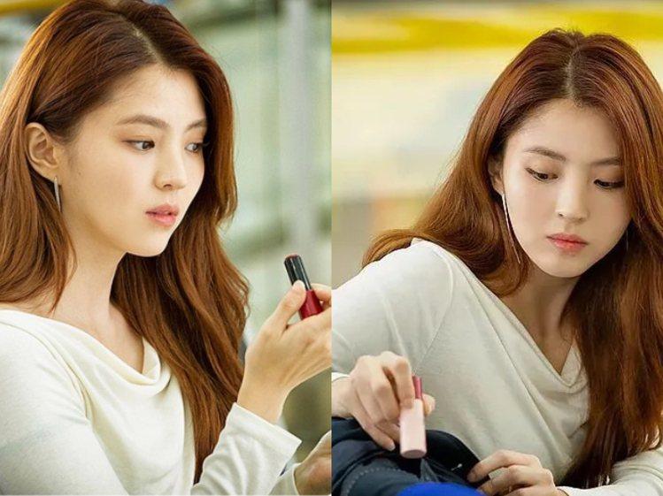 圖/微新聞提供 《夫婦的世界》最美小三韓素希的Siero潤色護唇膏也被粉絲搶購一...