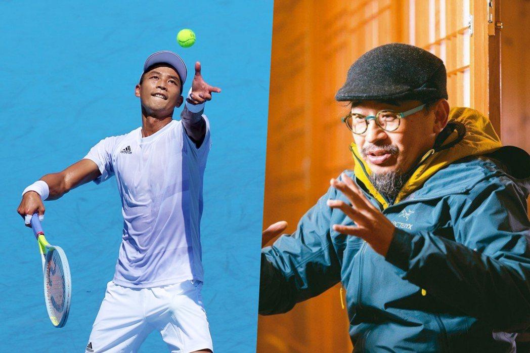 社會觀察家詹偉雄與職業網球選手盧彥勳,將於「白晝夜夜談」聊起如何讓大眾對運動具備...