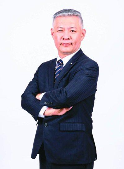 新光投信總經理陳文雄。新光投信/提供