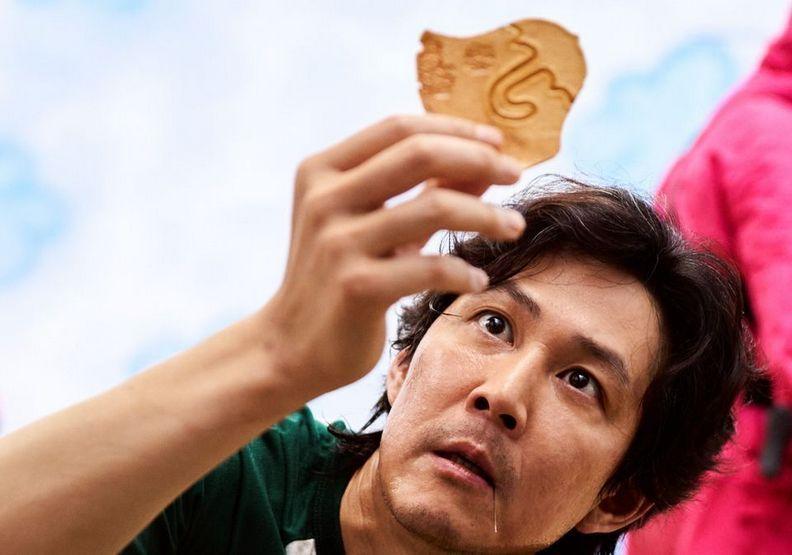 李政宰的表現貫穿了全劇,也讓觀眾非常喜歡他的表現。圖/Netflix