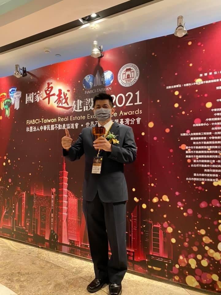 尚暘建築開發公司董事長游仁謙。 尚暘建築開發公司/提供