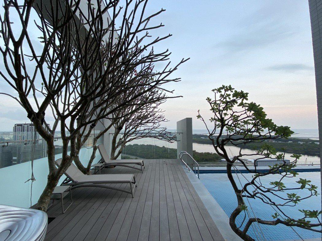 「尚暘天聚」基地得天獨厚,位於台南安平區自然景觀中最美的要塞,建案西側可輕易觀賞...