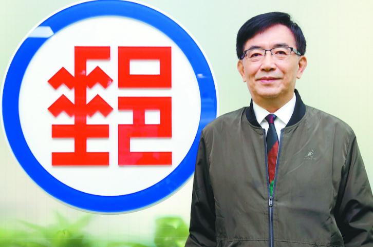 中華郵政公司董事長吳宏謀。圖/本報系資料庫