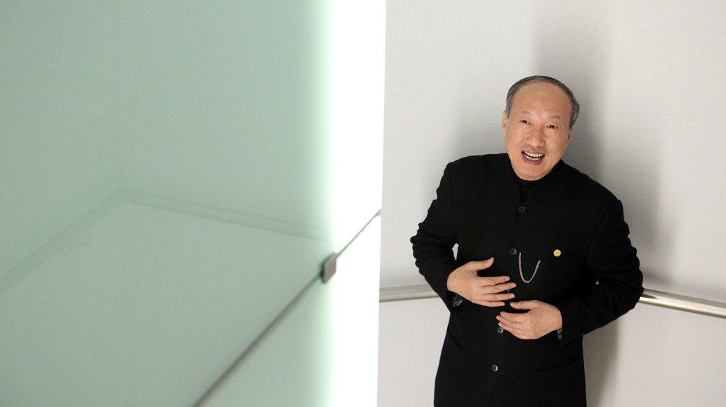 陳峰,2014年攝影師:Chris Ratcliffe/ 彭博