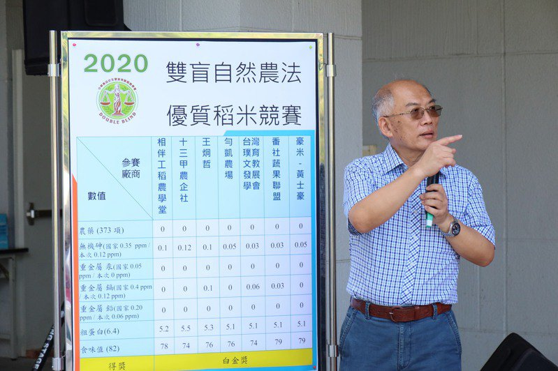成功大學生命科學系特聘教授蔣鎮宇獲頒STAIR獎終生研究獎。圖/成大提供